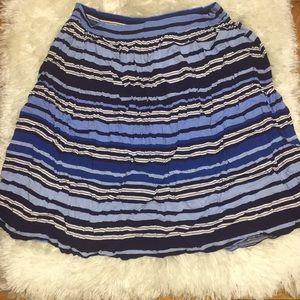 Sky and Ocean Skirt XL